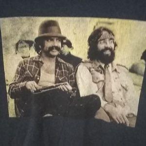 Hot Topic Cheech & Chong T-shirt Size M